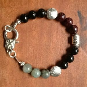 Jewelry - Crystal Zodiac Capricorn bracelet